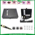 getbetterlife 2015 más reciente alta calidad cejas/labio permanente maquillaje tatuaje máquina Kit/Set