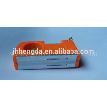 HD-MN04, mini-nível de íman magnético com 3 frascos, nível de bolso