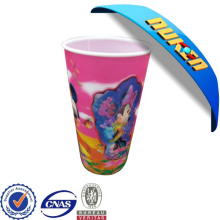 3D Lenticular Cup with Fancy Printing