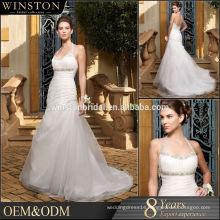 2015 new style alibaba puffy tiered ruffled wedding gown ruffle skirt