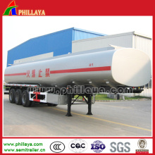 Oil Tanker Semi Trailer Fuel Tanker Trailer