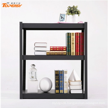 angle post for light duty shelving storage display rack