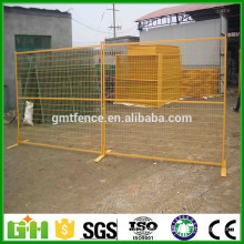 High Quality Canada Standard Welded Galvanized Temporary Fence