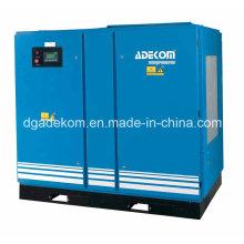 Compresseur d'air rotatoire injecté d'huile à basse pression stationnaire (KD75L-5)