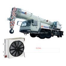 Aluminum Coolers of Construction Machinery Crane