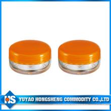 Маленькая пластмассовая банка Hy-Pj-006A для образца