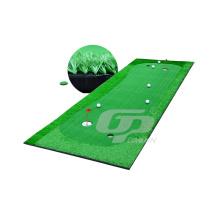 Synthetisches Gras Golf Putting Green mit Golf Flagge