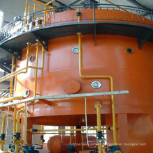50t/D Oil Extractor Soybean Oil Extraction Plant