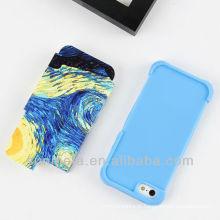 Sublimação Cell Phone Cases Dual-Protective Cover