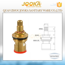 cold water faucet parts brass cartridge