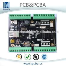 toque o PWB capacitivo do interruptor do sensor, toque na placa de circuito do interruptor capacitivo