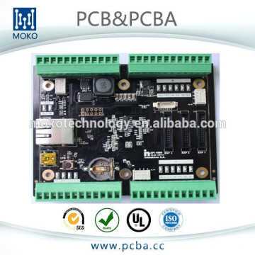 Tablero de control electrónico de PCB y PCBA para sistema de interfono de sistema de entrada telefónica
