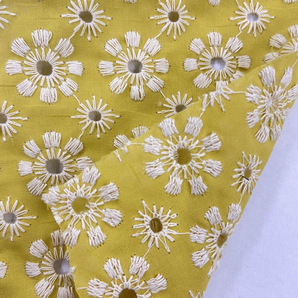 Embroidery Fabric 5