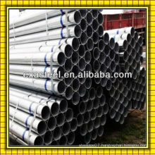 Supply galvanized electric welded steel piping