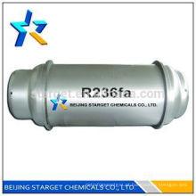Gás refrigerante R236FA