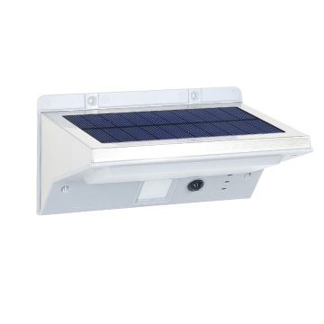 Lampu Dinding LED Solar Light Outdoor Security