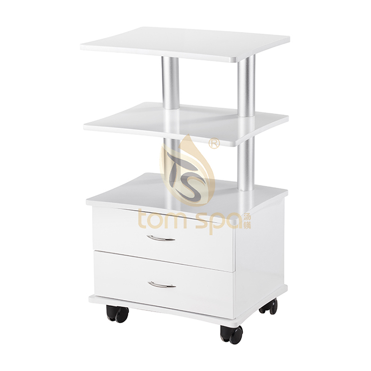 Salon Trolley With Wheels