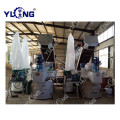 Машина для производства древесных гранул