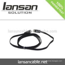Патч-кабель CAT6 UTP 30AWG с плоской формой