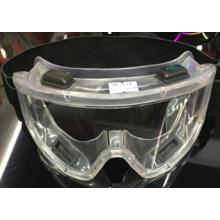Vidrio de seguridad transparente para uso de soldadura