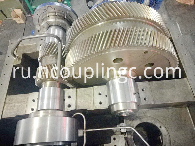 Booster Pump for Hydraulic Coupling