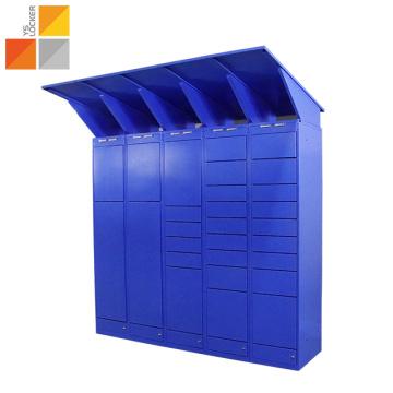 YS Locker Ventilated I Shape Mini Metal Locker