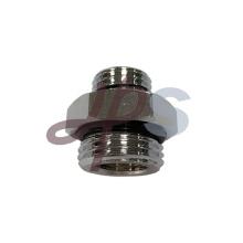 никелированная латунь воздушный шланг метрические соединения с уплотнительным кольцом