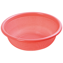 1706 plastic sifter for washing fruits and vegetables