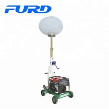 Iso Certificate 2018 New Mobile Solar Light Tower Trailer