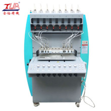 Machine de distribution d'étiquettes en silicone à grande vitesse
