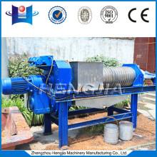 Prensa de tornillo industrial Hengjia maquinaria máquina de deshidratación