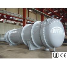 Alta vedação evaporador de revestimento de aço inoxidável