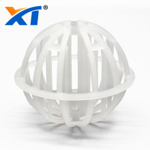 Xintao 25mm 50mm PP tri pack plastic tower packing media for drying columns