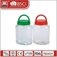Канистры пластиковые для хранения с ручкой