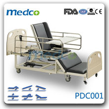 PDC001 soins infirmiers chaude lit chaud