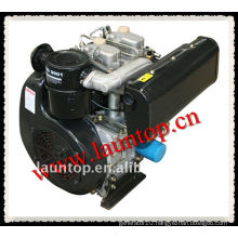 20hp two-cylinder diesel engine