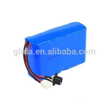 Batterie au lithium-ion de 12 volts OEM / ODM