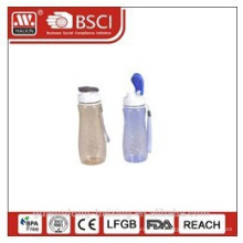 Plastikflasche Wasser 0..5/0.64L
