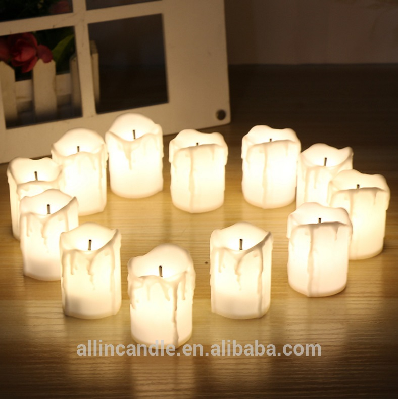 Led Light Candles Electric 1