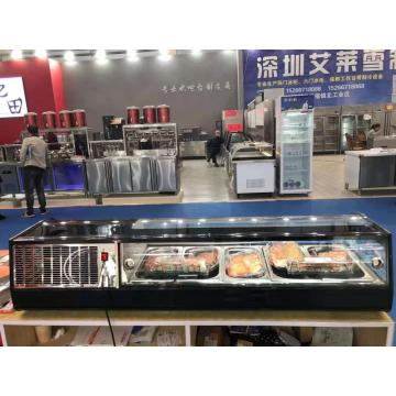 sushi refrigerated case sushi showcase en venta