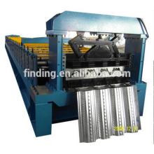 Aço de Hangzhou Hangzhou alta qualidade estrutural de construção aço estrutural construindo materia equipamento piso deck dá forma à máquina