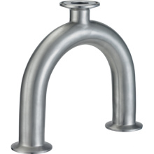 Stainless Steel Sanitary Clamped U-Type Tee
