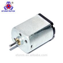 Mini-Motor Made in China Low-Speed-DC 3v 3000rpm Mikromotor Low Voltage Mini DC-Motor für sichere und Schlösser