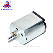 Mini Motor Made in China Low Speed DC 3v 3000rpm Micro Motor Low Voltage Mini DC Motor for safe and locks