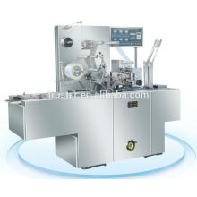 box cellophane over wrapping machine