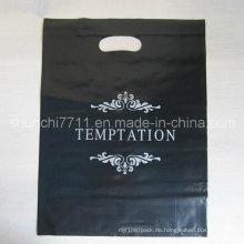 Plastikbeuteldruck Einkaufstasche