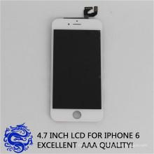 Pantalla LCD de cristal de alta calidad del teléfono móvil Screenfor iPhone 6s