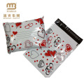 Servicio de diseño gratuito Oferta respetuosa del medio ambiente Material de fábrica de China Logotipo personalizado Bolsa de polietileno impresa