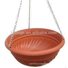 Garden flower pot moulding