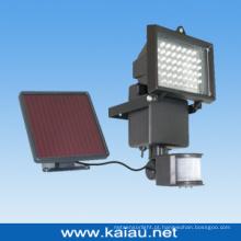 50PCS Painel Solar LED Light com Sensor de Movimento